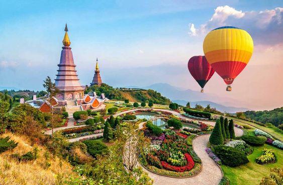 Du lịch Chiang Mai – Điểm đến mới cho mùa hè này!
