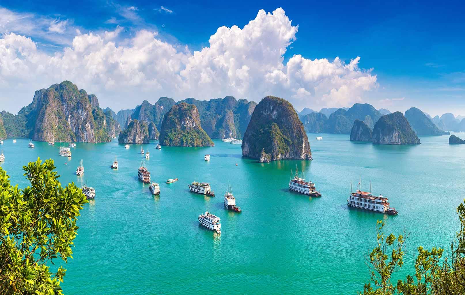 Những tour du lịch Hạ Long thu hút khách nhất hè 2016
