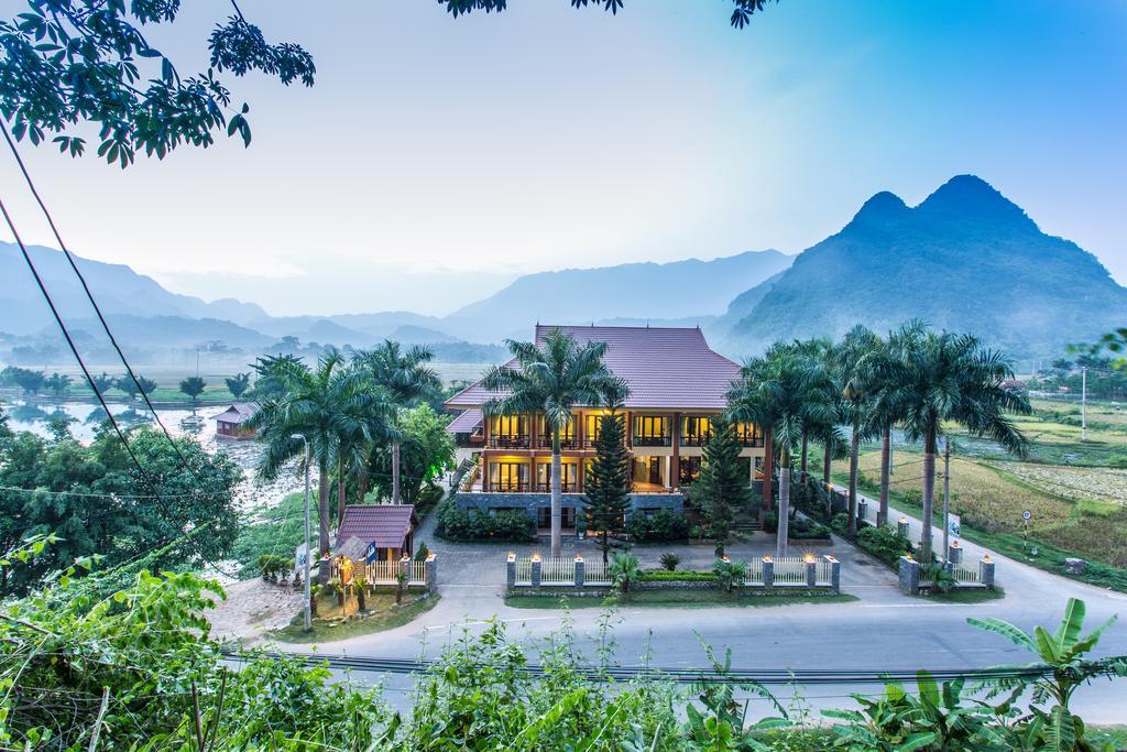 5 khách sạn lý tưởng khi du lịch Mai Châu
