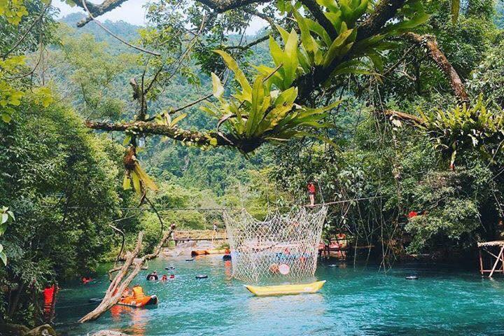 Sông Chày – Suối Nước Moọc – Thiên đường có thật tại Việt Nam